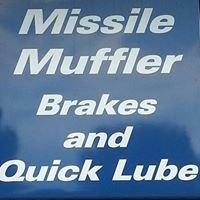Missile Muffler and Brake