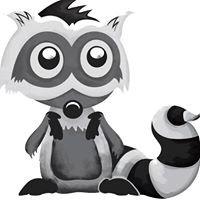 Hungry Raccoon: Print | Web | Mobile App Design Studio