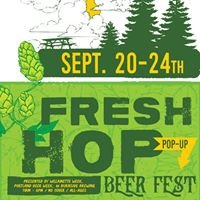 Fresh Hop Pop-Up Beer Fest