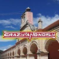 Car Club Crazy and Noisy
