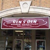 Ben's Den Barber Hairstylist
