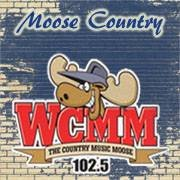 WCMM FM Radio 102.5 The Moose