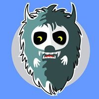 Hairy Monster Digital Artist