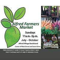 Alfred Farmers Market