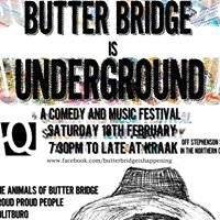 Butter Bridge is Happening