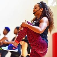 Deanna Jefferson Celebrity Nike Trainer