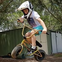 Lil Ozi Shr3dr Mini BMX