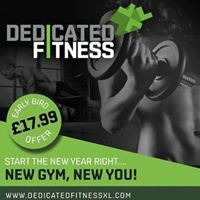 Dedicated Fitness GYM 24/7