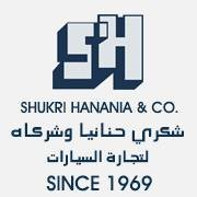 Shukri Hanania & Co for Automobiles Trading
