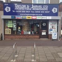 Taylor & Jarvis Architectural Ironmongers and Locksmithing Services