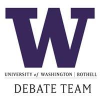 UW Bothell Debate Society