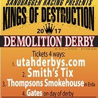 Kings of Destruction Demolition Derby
