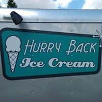 Hurry Back Ice Cream