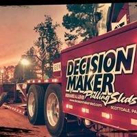 Decision Maker Pulling Sleds