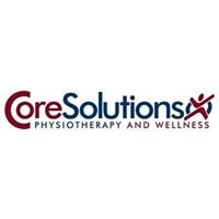 Core Solutions Physiotherapy & Wellness