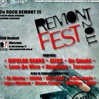 Remont Fest 2011    www.barej-organizuje-caly-rock.muzzo.pl