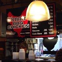 Dienner's Bar B Q Chicken