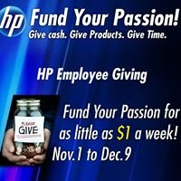 HP Fort Collins Charitable Giving Campaign Committee