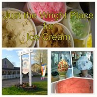 Just The Wright Place for Ice Cream