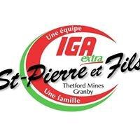 IGA St-Pierre et fils Thetford Mines