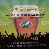 Above The Rest Homebrewing East
