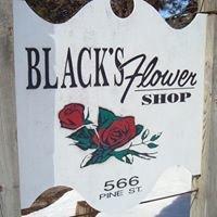 Black's Flower Shop