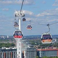 Excel London Emirates Royal Docks Air~Line