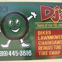 DJ's Tire Swap