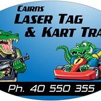 Cairns Kart Hire, Laser Tag and Escape Rooms