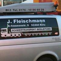 Bf 3  Schwertransportbegleitung - Fleischmann Jürgen