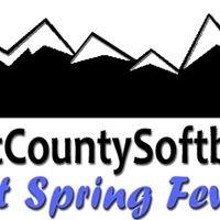 Summit County Softball