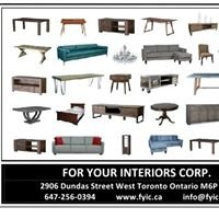 """For Your Interiors Corp. """"FYI"""""""