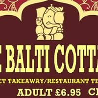 The Balti Cottage Indian Buffet Restaurant