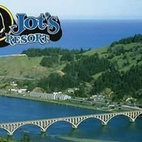 Jot's Resort:  All Waterfront Lodging on the Rogue River