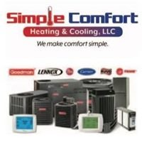 Simple Comfort Heating and Cooling, LLC