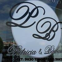 """Cabeleireiro e Estética   """" P & B"""""""