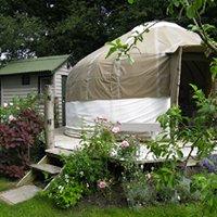 Cottage Garden Yurt  B&B