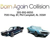 Born Again collision and detail