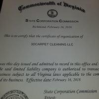 3dcarpet Cleaning LLC