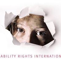 Disability Rights International - Ukraine