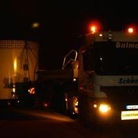 Balmer - Schwerlasttransporte GmbH