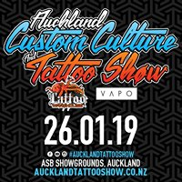 Auckland Custom Culture & Tattoo Show
