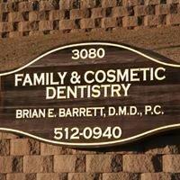 "Brian E. Barrett D.M.D. ""Family & Cosmetic Dentistry"""