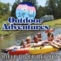 Outdoor Adventures Rifle River Resort
