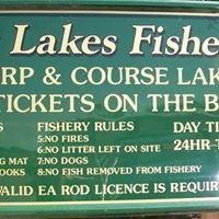 OAK LAKES FISHERIES SOUTHMINSTER