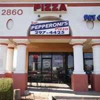 Sgt. Pepperoni's in Tucson