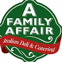 A Family Affair Deli & Catering