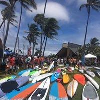 Molokai 2 Oahu Paddleboard Race