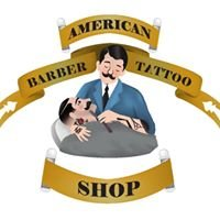American Barber Tattoo