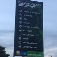 Village Valley Automotive Ltd